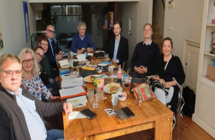 ECDN MC meeting in Rotterdam