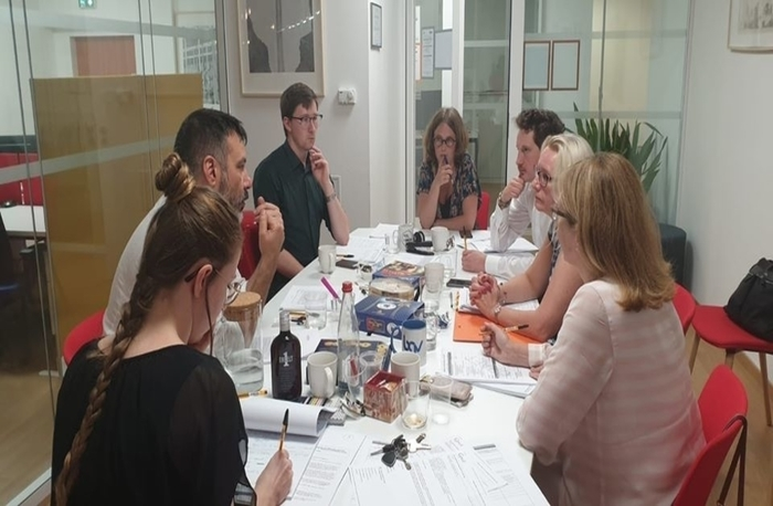 ECDN MC meeting in Strasbourg