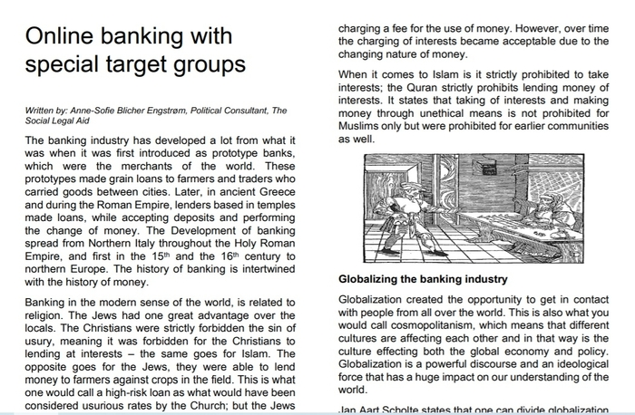 1 article about Alternativ banking
