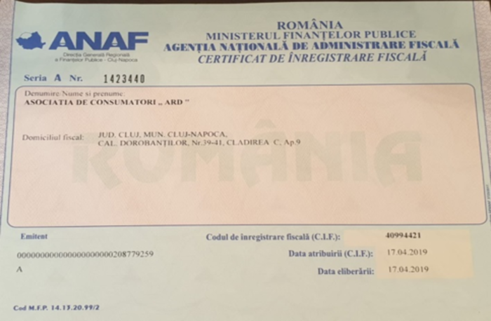 HelpDebit in Romania – official