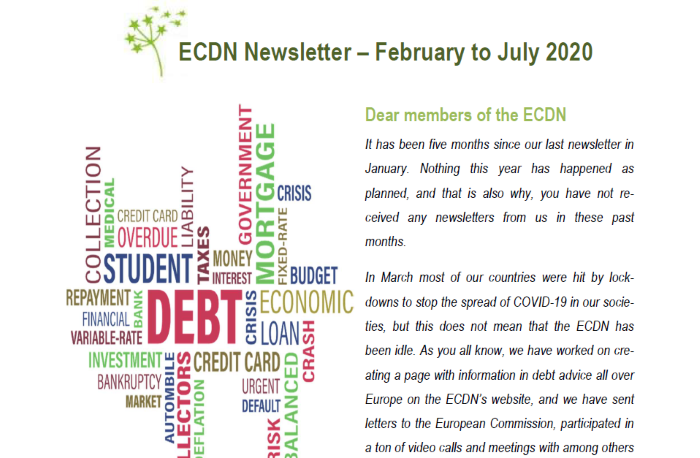 Newsletter, Spring 2020