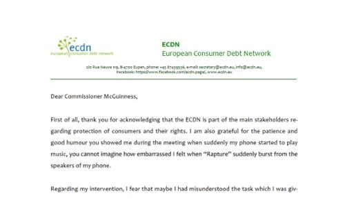 You are currently viewing ECDN Newsletter January to March