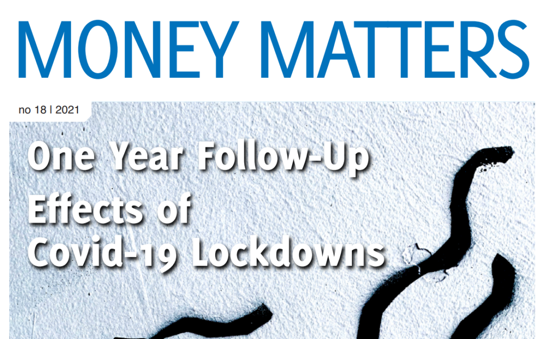 Money Matters Issue no. 18 is out now!
