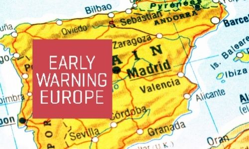 You are currently viewing Meeting with the SME United's Early Warning Project in Spain